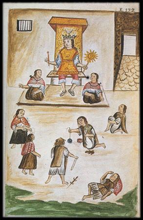 danza en la epoca colonial: