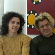 Interview with Reverend Billy and Savitri D (2007)